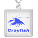 Crawfish (Crayfish) Personalized Necklace