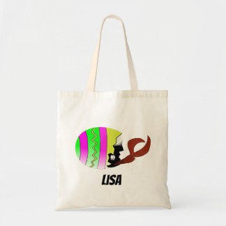Crawfish Easter Egg Louisiana Cajun Tote Bag