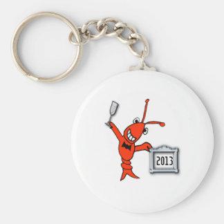 Crawfish / Lobster 2013 Cheers Key Ring