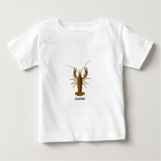 Crawfish Logo Baby T-Shirt