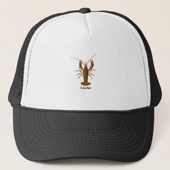 Crawfish Logo Cap