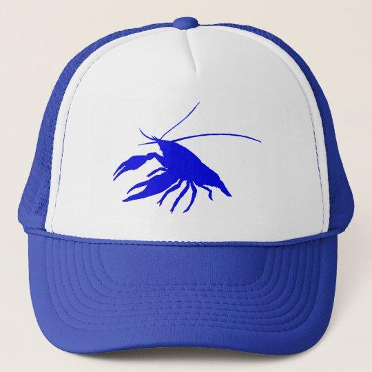 crawfish's silhouette (Red) Trucker Hat
