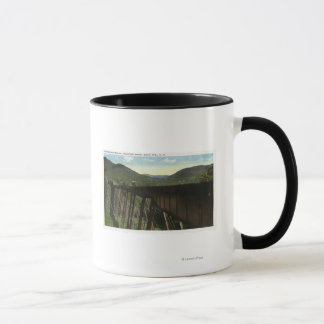 Crawford Notch View of Frankenstein Trestle Mug