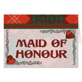 Crawford Scottish Tartan Greeting Cards
