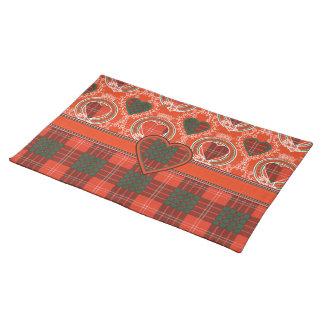 Crawford Scottish Tartan Placemat