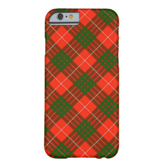 Crawford Tartan iPhone 6/6s Barely There Case