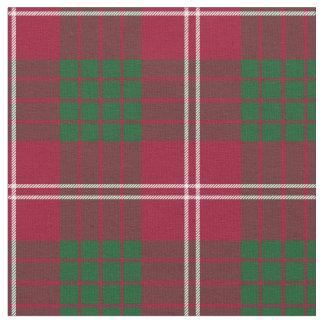 Crawford Tartan Print Fabric