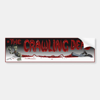Crawling Dead Bumper Stickers