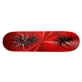 Crawling - red skateboards