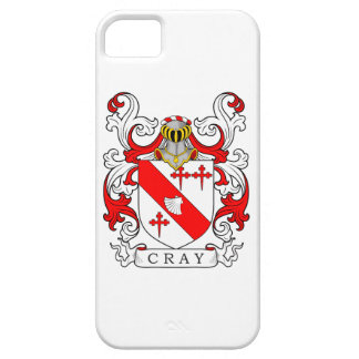 Cray Coat of Arms II iPhone 5 Case