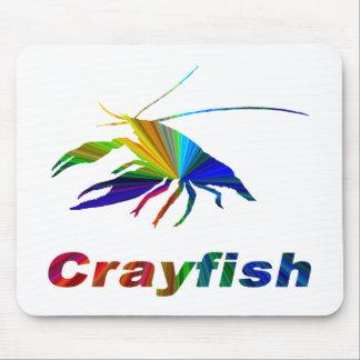 Crayfish-25 マウスパッド