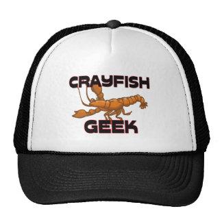 Crayfish Geek Cap