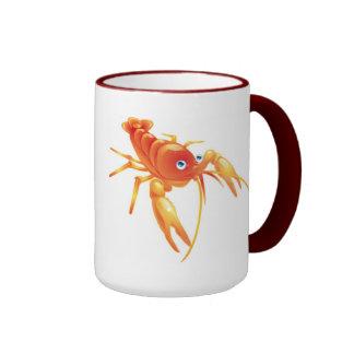 Crayfish Mug