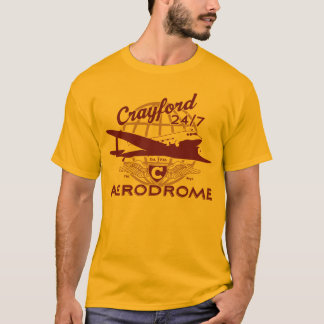 Crayford Aerodrome T-Shirt