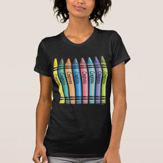 Crayon Line Shirts