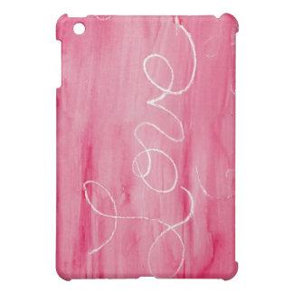 Crayon Love: Love is Messy iPad Mini Case
