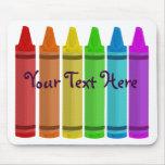 Crayon Mousepad