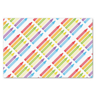Crayon Patter Tissue Paper