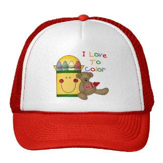 Crayon School Gift Mesh Hat