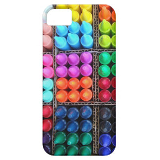 Crayons iPhone 5 case