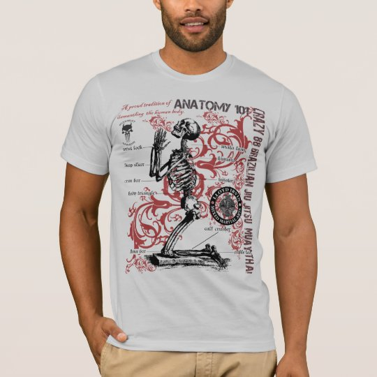 CRAZY 88 ANATOMY 101 II T-Shirt