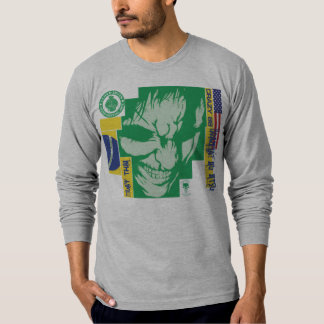 CRAZY 88 ANDY WAR-HALL L/S T-Shirt