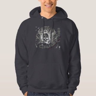 CRAZY 88 HOOD THOUGHTS HOODIE