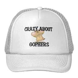 Crazy About Gophers Cap