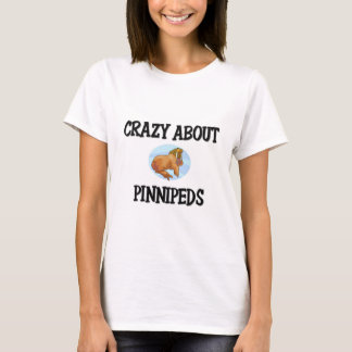 Crazy About Pinnipeds T-Shirt