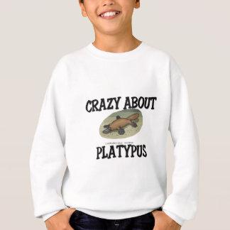 Crazy About Platypus Sweatshirt