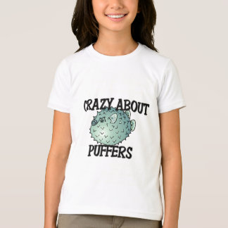 Crazy About Puffers T-Shirt