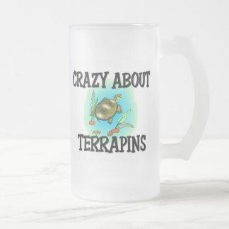 Crazy About Terrapins Mug