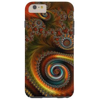 Crazy Abstract Art Tough iPhone 6 Plus Case