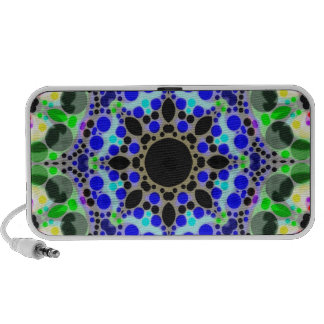 Crazy Abstract Travel Speakers