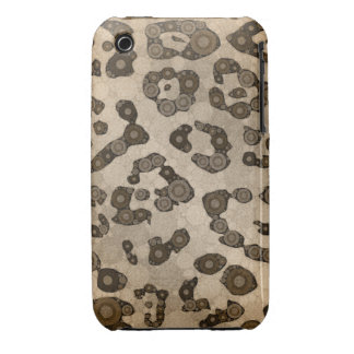 Crazy Animal Print Abstract Case-Mate iPhone 3 Case
