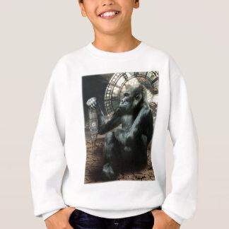 Crazy Ape Gorilla Animals Sweatshirt