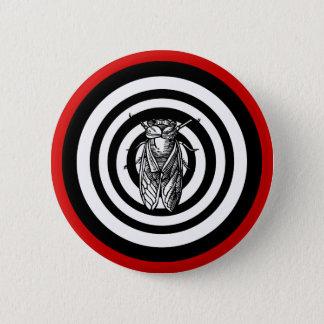 Crazy as Kafka 6 Cm Round Badge