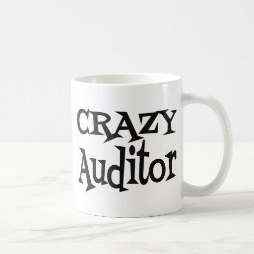 Crazy Auditor Mug