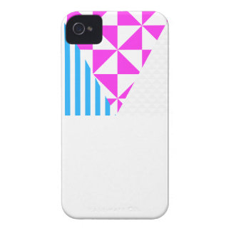 Crazy Aztec Colour Fun 80's Look iPhone 4 Case-Mate Cases
