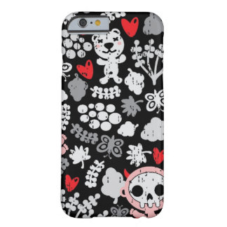 Crazy babies pattern barely there iPhone 6 case
