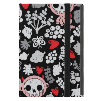 Crazy babies pattern cover for iPad mini