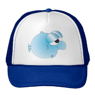 Crazy Baby Fishy Hat