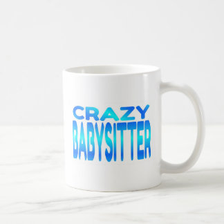Crazy Babysitter Coffee Mug