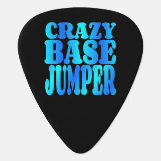 Crazy Base Jumper Plectrum
