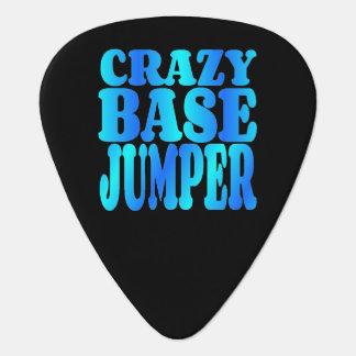 Crazy Base Jumper Plectrum