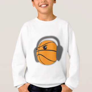 Crazy Basketball Sweatshirt