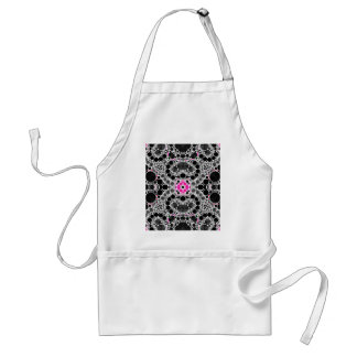 Crazy Beautiful Abstract Aprons
