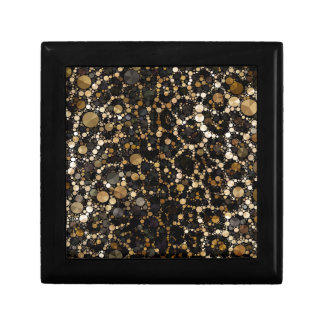 Crazy Beautiful Abstract Trinket Box