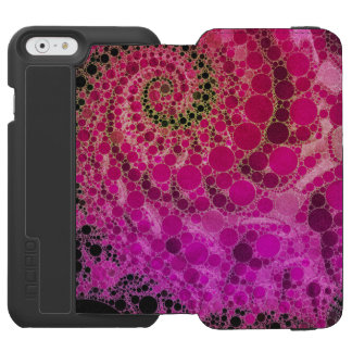Crazy Beautiful Abstract iPhone6 Incipio Wallet Incipio Watson™ iPhone 6 Wallet Case