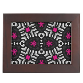 Crazy Beautiful Abstract Memory Boxes